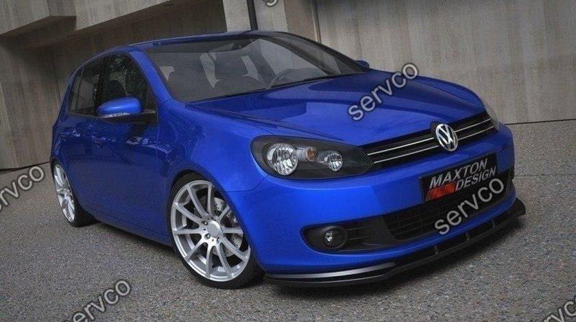 Prelungire splitter bara fata Volkswagen Golf 6 2008-2012 v3