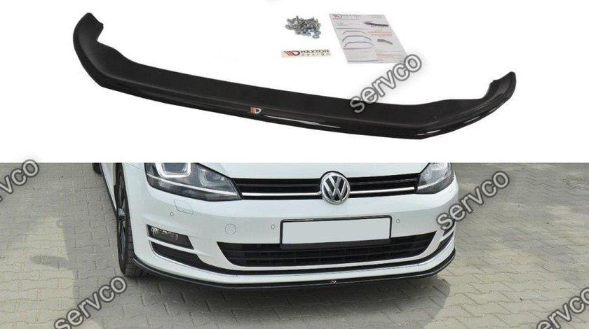 Prelungire splitter bara fata Volkswagen Golf 7 2012-2016 v3