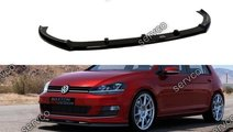 Prelungire splitter bara fata Volkswagen Golf 7 Pa...