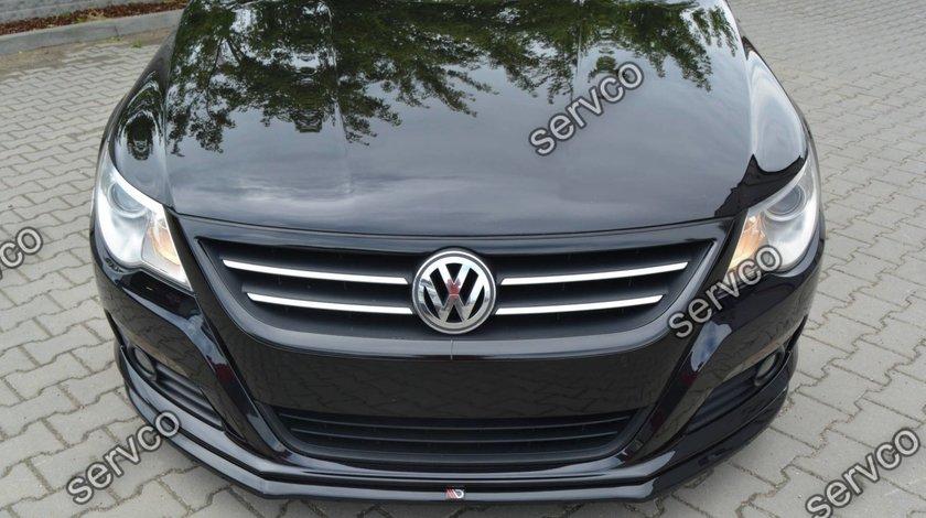 Prelungire splitter bara fata Volkswagen Passat CC 2008-2012 v4