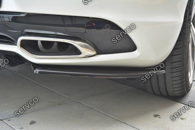Prelungire splitter bara spate Citroen DS5 Facelift 2011-2018 v2