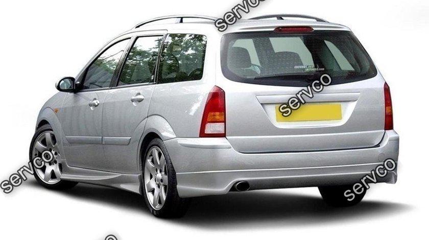Prelungire splitter bara spate Ford Focus Mk1 Estate 1998-2005 v31