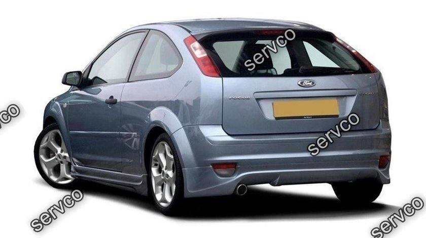 Prelungire splitter bara spate Ford Focus Mk2 2004-2007 v29