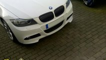 Prelungire splitter spoiler bara fata BMW E90 E91 ...