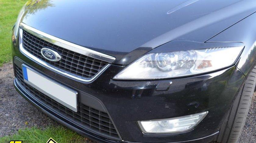 Prelungire spoiler adaos fusta extensie Bara Fata Ford Mondeo Mk4