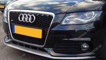 Prelungire spoiler bara fata Audi A4 B8 8K S line ...