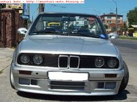 Prelungire spoiler bara fata BMW E30 M TECH M PACHET Aerodynamic