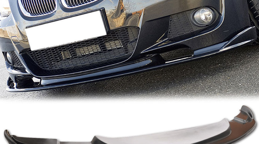 Prelungire spoiler bara fata BMW e90 e92 e93 M3 hamann style