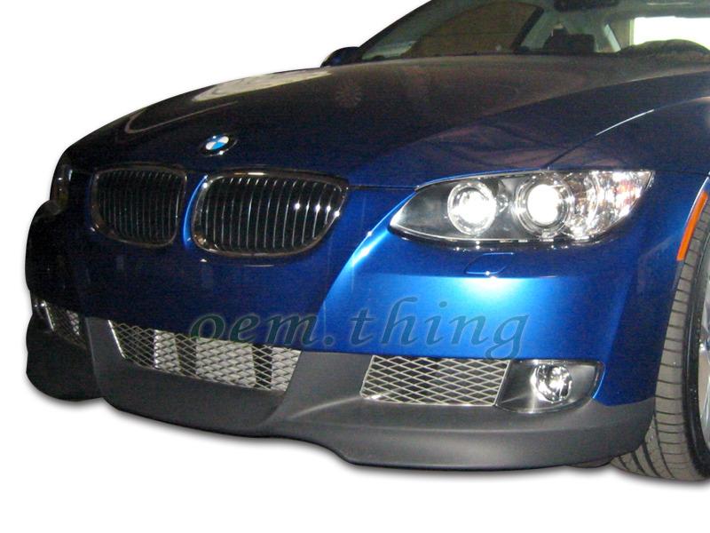 Prelungire spoiler bara fata BMW  e92 M Tech Style