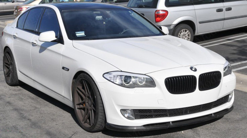 Prelungire spoiler bara fata BMW F10 F11 Hamann pt bara normala ver4