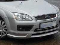 Prelungire spoiler bara fata Ford Focus 2 MK2 2004-2008 ver1