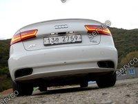 Prelungire spoiler difuzor bara spate Audi A6 4G C7 ABT ver4