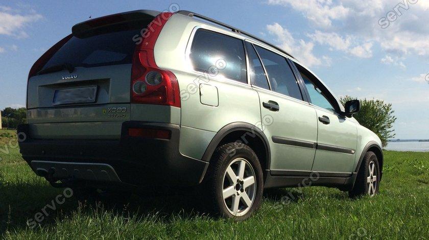 Prelungire spoiler extensie tuning sport bara spate Volvo XC90 2002-2006 v1