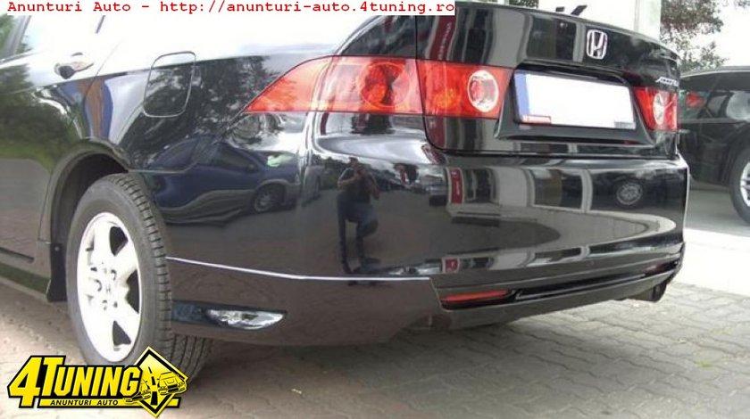 Prelungire spoiler fusta adaos bara spate Honda Accord Type R 2002 2006