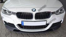 Prelungire spoiler lip bara fata BMW F30 F31 Aero ...