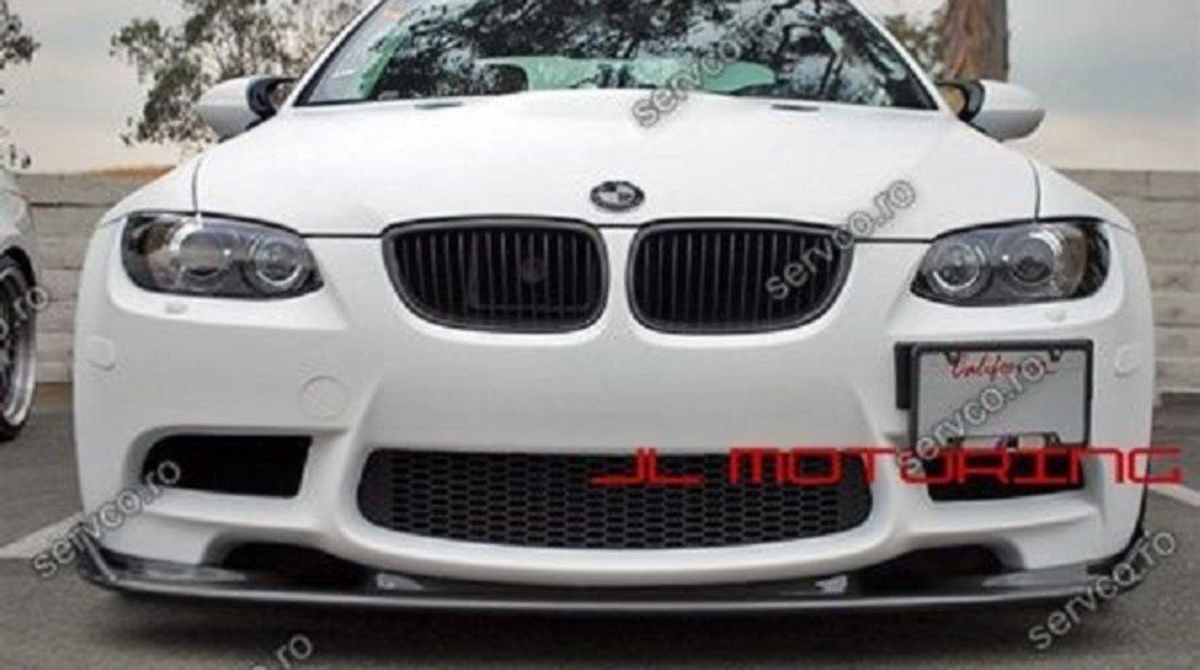 Prelungire spoiler lip bara fata BMW M3 E90 E91 E92 E93 E9X Hamann ver8