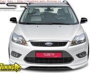 Prelungire spoiler sub bara fata Ford Focus 2 facelift si nonfacelift C307 FA049 si FA055