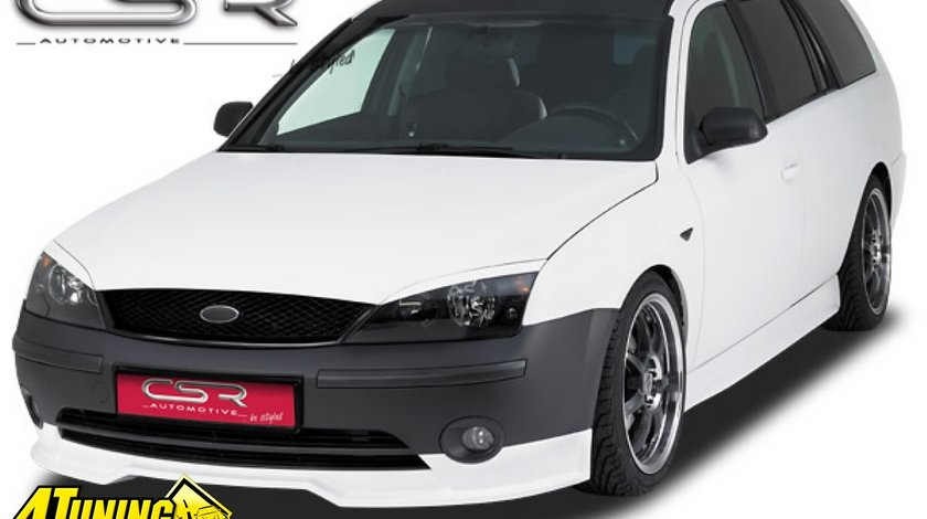 Prelungire spoiler sub bara fata Ford Mondeo 2000 06 2003 MK3 FA148