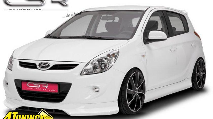 Prelungire Spoiler Sub Bara Fata Hyundai I20 2008 7 2012 FA182