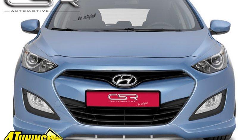 Prelungire Spoiler Sub Bara Fata Hyundai I30 FA219