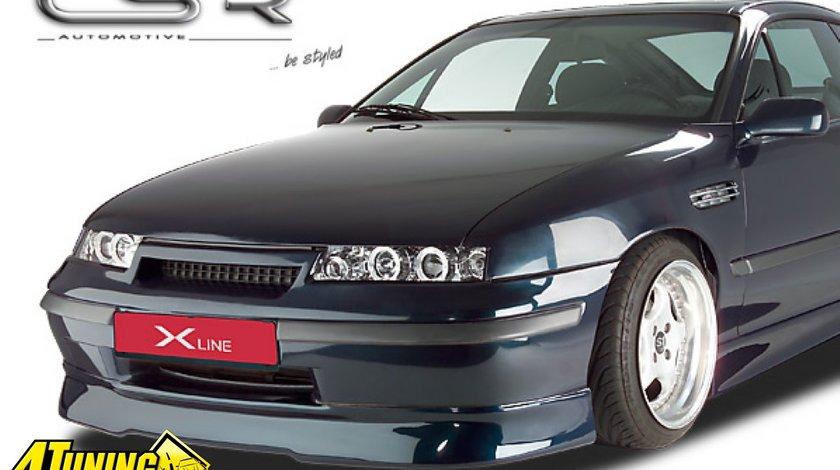 Prelungire spoiler sub bara fata Opel Calibra FA007