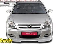 Prelungire spoiler sub bara fata Opel Signum Vectra C non facelift 2002 2005 FA094