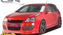 Prelungire Spoiler Sub Bara Fata VW Golf 5 GTI FA0...