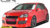 Prelungire Spoiler Sub Bara Fata VW Golf 5 Jetta T...