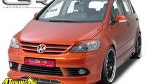 Prelungire Spoiler Sub Bara Fata VW Golf 5 Plus FA...