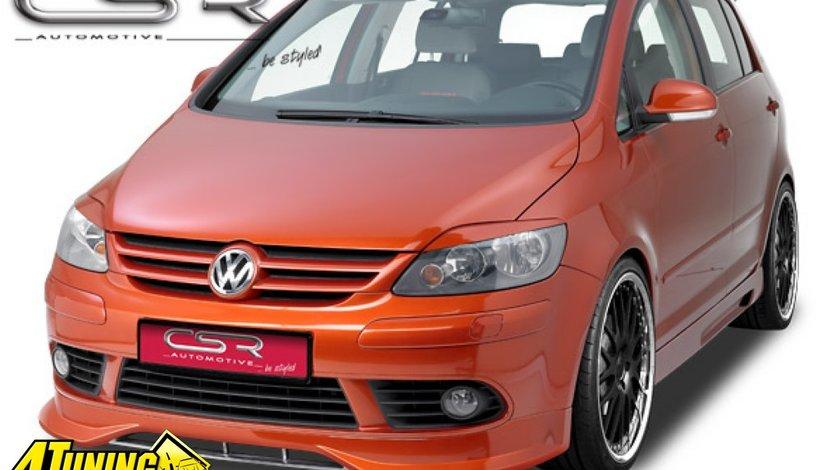 Prelungire Spoiler Sub Bara Fata VW Golf 5 Plus FA150