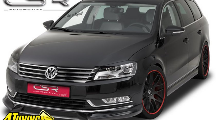 Prelungire Spoiler Sub Bara Fata VW Passat 3C B7 FA156