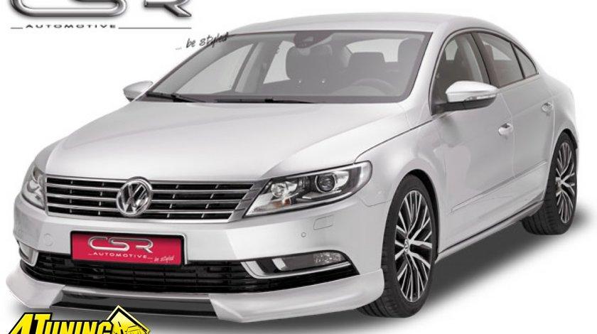 Prelungire Spoiler Sub Bara Fata VW Passat CC FA173