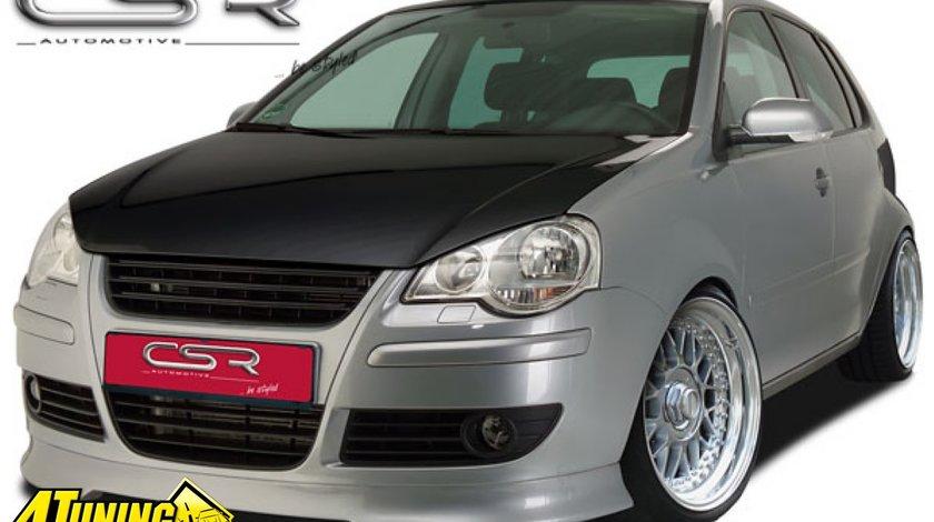 Prelungire Spoiler Sub Bara Fata VW Polo 4 Typ 9N3 FA030