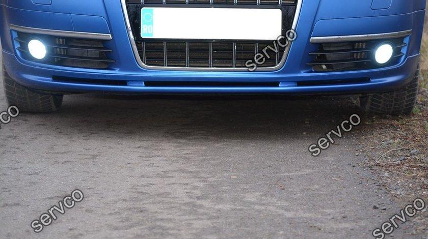 Prelungire spoiler tuning sport bara fata Audi A6 C6 4F Votex Sline S6 RS6 v2