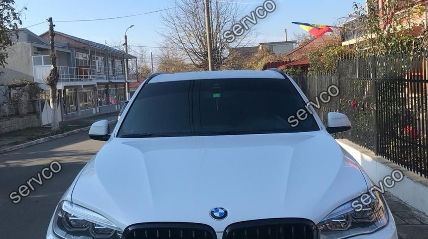 Prelungire spoiler tuning sport bara fata BMW X5 F15 M50D M Performance Aero Pack Sport v1