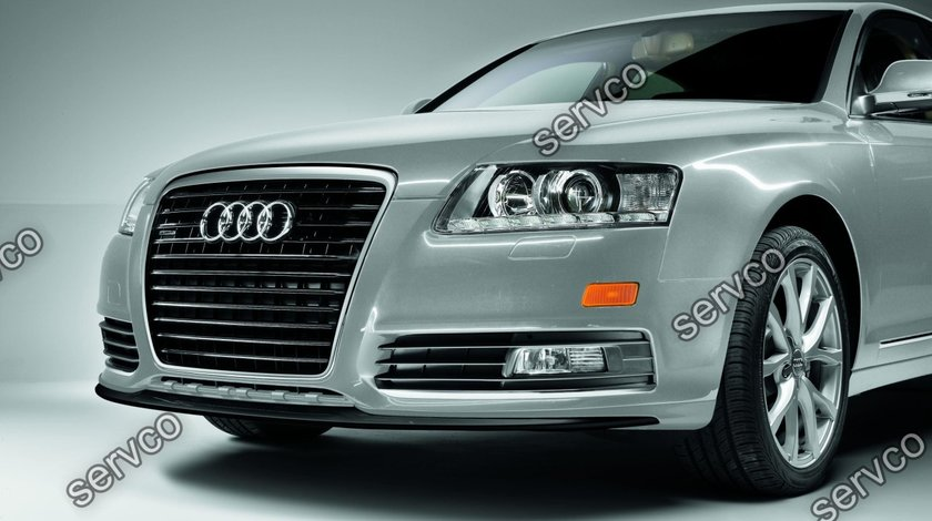 Prelungire tunig sport bara fata Audi A6 C6 4F Sline Facelift 2009-2011 v1