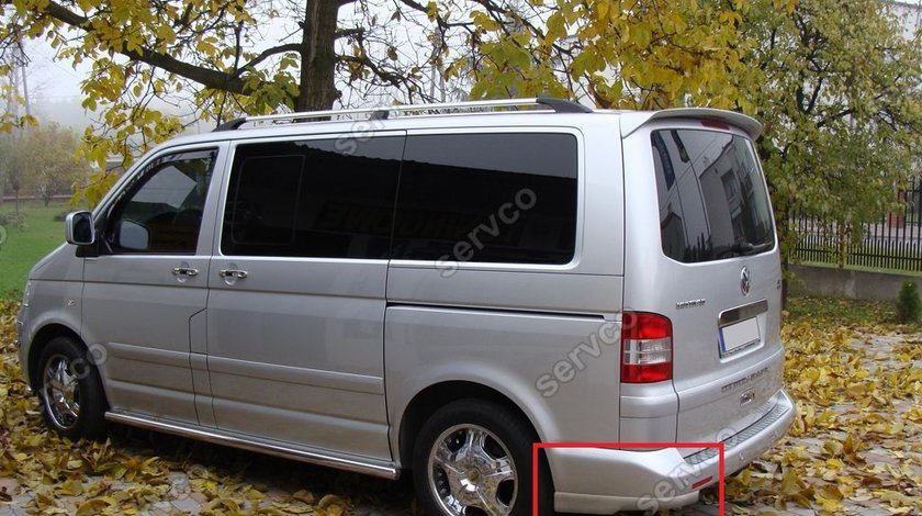 Prelungire tuning bara spate VW T5 Transporter Multivan Caravelle ver1