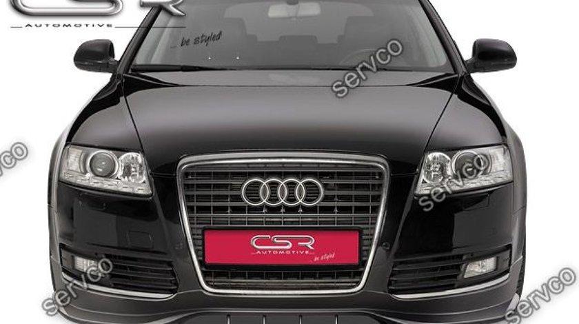 Prelungire tuning sport bara fata Audi A6 C6 4F CSR FA198 2008-2011 v5