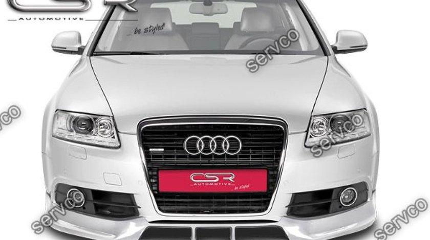 Prelungire tuning sport bara fata Audi A6 C6 4F CSR FA168 2008-2011 v4