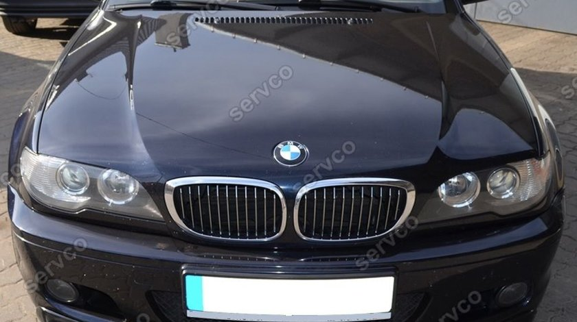 Prelungire tuning sport bara fata BMW E46 seria 3 CSL look 1998-2005 v4