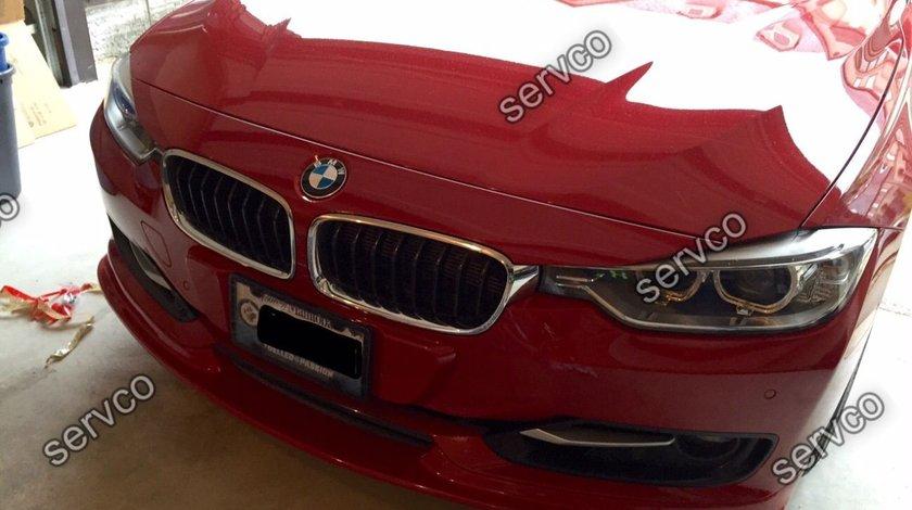 Prelungire tuning sport bara fata BMW F30 F31 Hamann pt bara normala 2012-2016 v4