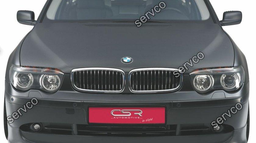 Prelungire tuning sport bara fata BMW Seria 7 E65 E66 FA028 2001-2005 v1
