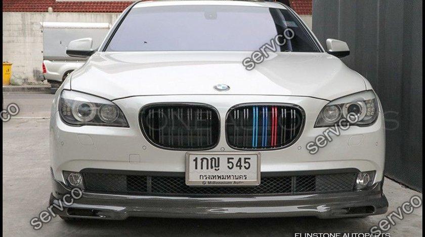 Prelungire tuning sport bara fata BMW Seria 7 F01 F02 ACS AC SCHNITZER Aero Perfomance 2008-2012 v2