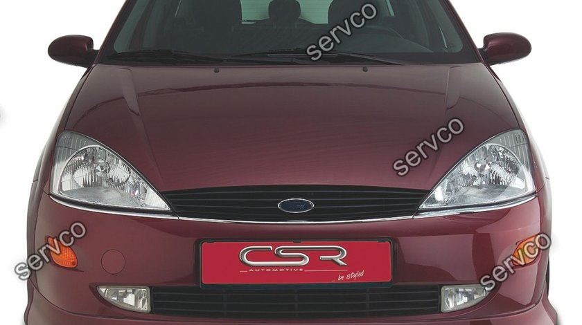 Prelungire tuning sport bara fata Ford Focus MK1 FA058B 1998-2001 v2