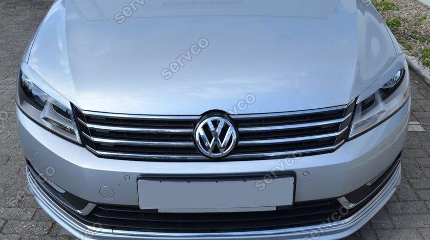 Prelungire tuning sport bara fata VW Passat B7 3C FL 2010-2014 v1