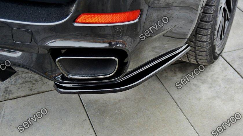 Prelungire tuning sport bara spate BMW X5 F15 M50d 2013-2018 v1