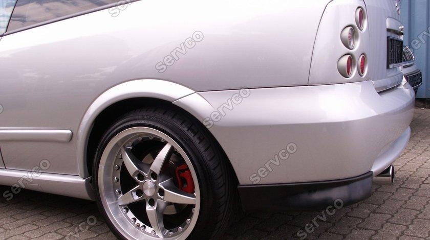 Prelungire tuning sport bara spate Irmscher Opel Astra G Bertone 2000-2004 v1