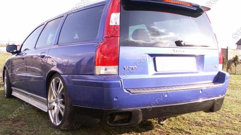 Prelungire tuning sport bara spate Volvo V70 2001-2007 v1
