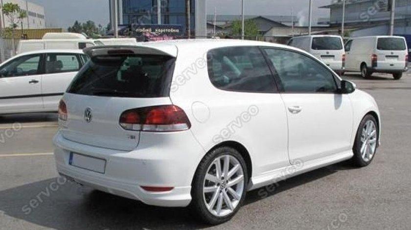 Prelungire tuning sport bara spate VW Golf 6 GTI Rline 2008-2013 ver1