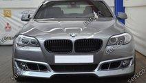 Prelungire tuning sport lip bara fata BMW F10 F11 ...